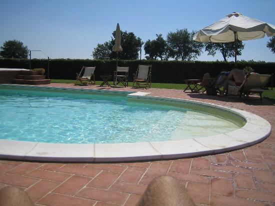 أجريتوريزمو كازا أل بوسكو: piscina 
