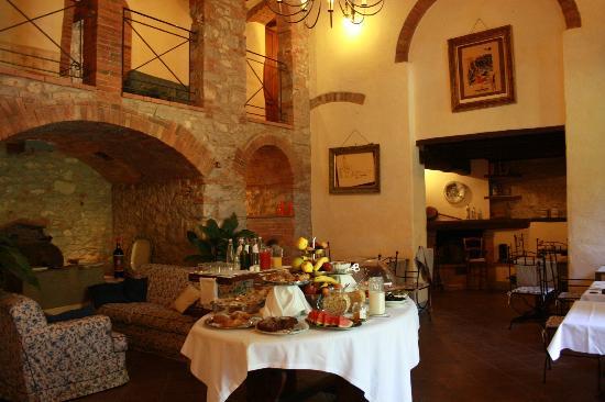 Ultimo Mulino Country Hotel: colazione