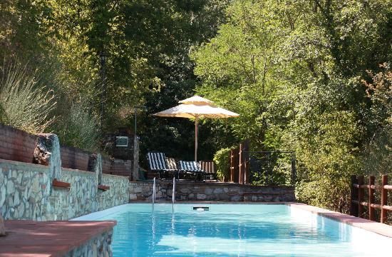 Ultimo Mulino Country Hotel: piscina