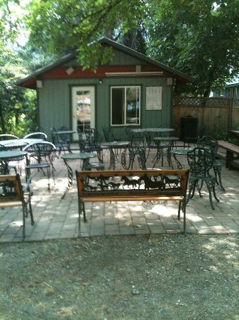 Marble Mountain Ranch - Family Guest Ranch: Snack, Appetizer, Meeting Area