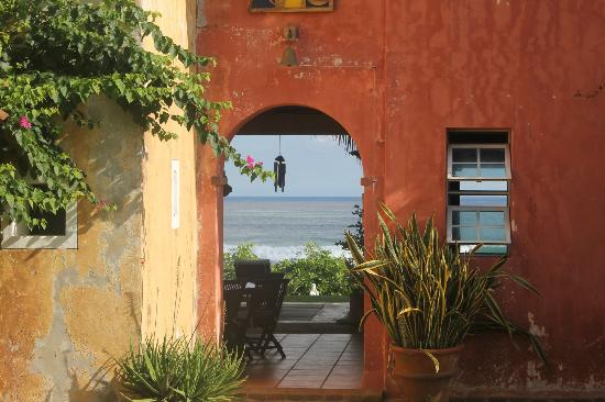 Hotel Villa Romana: Comedor