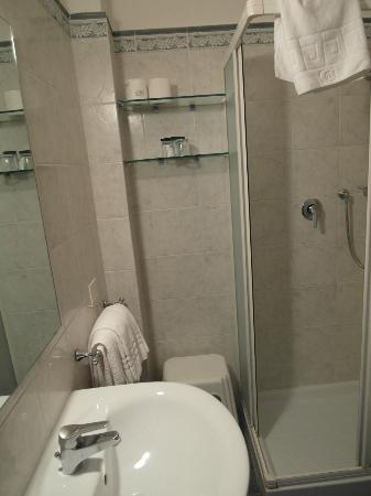 Hotel Della Signoria: Bathroom