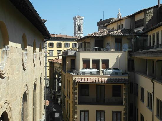 Hotel Della Signoria: View from my room