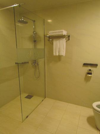 Seoul Stars Hotel : bathroom