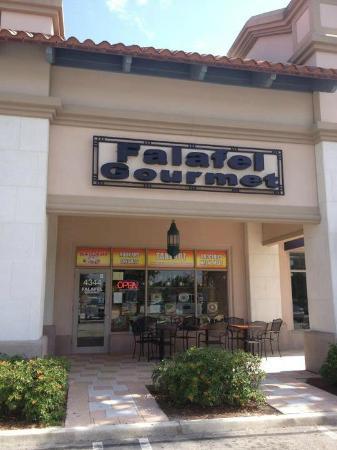 Falafel Gourmet Cafe
