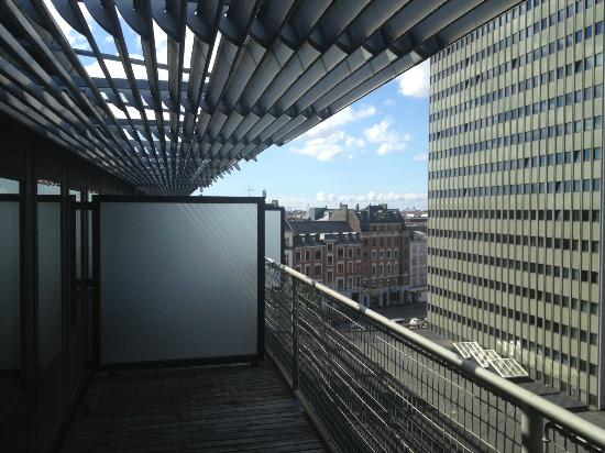 Imperial Hotel: Balcony view