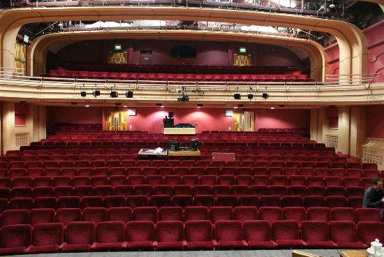 Auditorium Picture Of Oxford Playhouse Oxford Tripadvisor