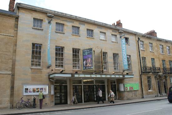 ‪Oxford Playhouse‬