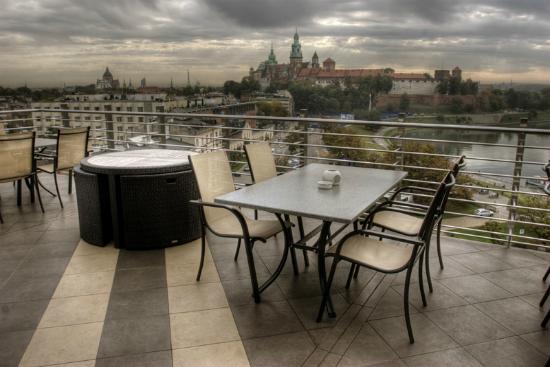 Cafe Oranzeria: Wawel Castle