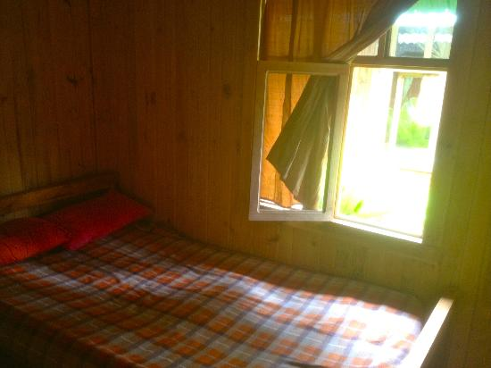 La Casa del Camino Mindo: cabin room