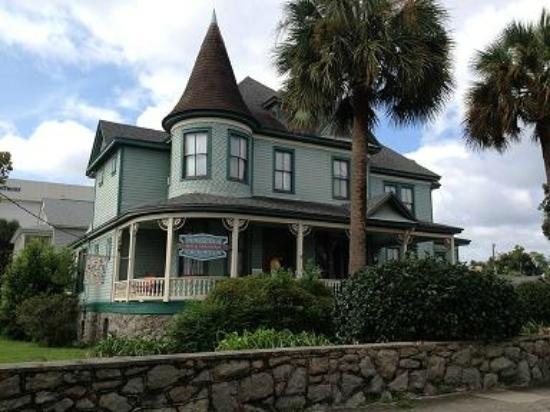 Pensacola Victorian Bed and Breakfast : Pensacola Bed & Breakfast