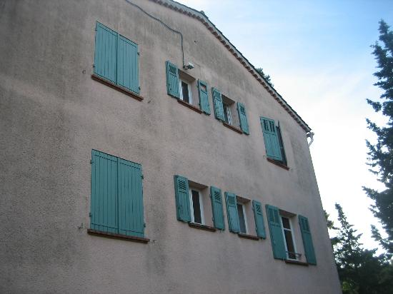 Hotel residence de la Mer : Aussenansicht