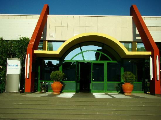 Bluesun Resort Bonaca: Entrata hotel