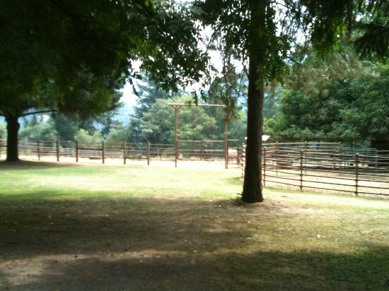 Marble Mountain Ranch - Family Guest Ranch: The Horse Corrals