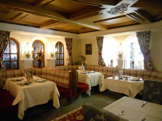 Hotel Peternhof: une autre salle à manger