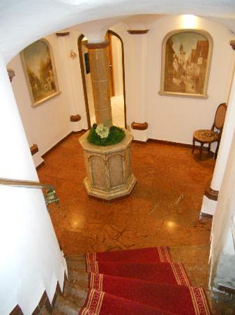 Hotel Peternhof: accès aux toilettes