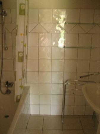 Hotel residence de la Mer : Badezimmer