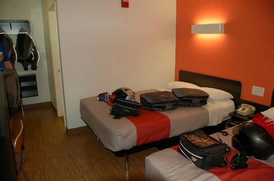 Motel 6 Red Bluff : Guest Room