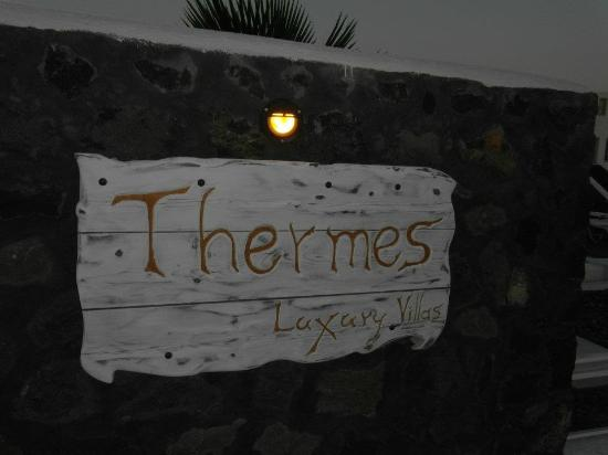 Thermes Luxury Villas: Thermes
