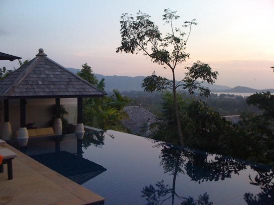 The Pavilions Phuket: vue de la chambre