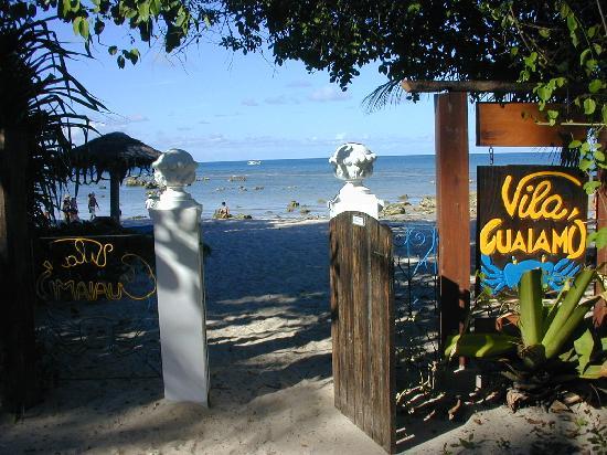 Villa Guaiamu Hotel