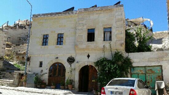 Aydinli Cave Hotel: the hotel