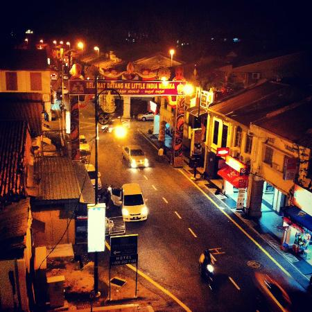 The Sterling Boutique Hotel Melaka: View from The Balcony