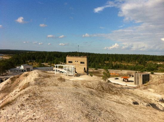 Fabriken Furillen: excellent view