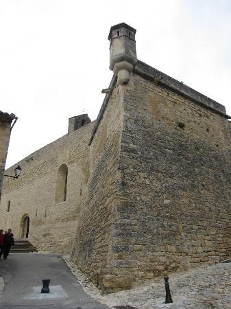 Chateau d'Ansouis : Chateau de Ansouis