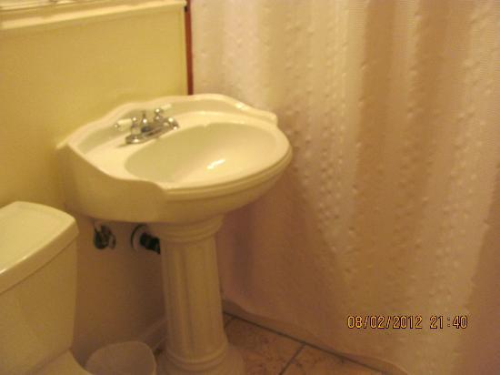 Villa Paradiso: Bathroom