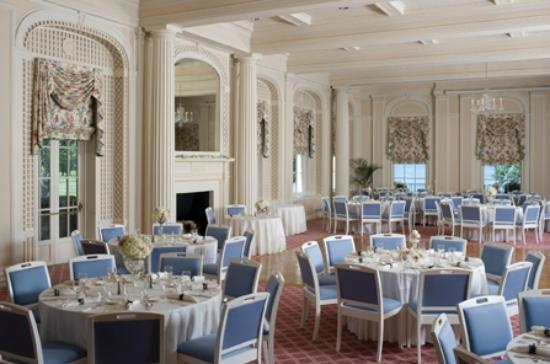 The Otesaga Resort Hotel: Hotel Ballroom