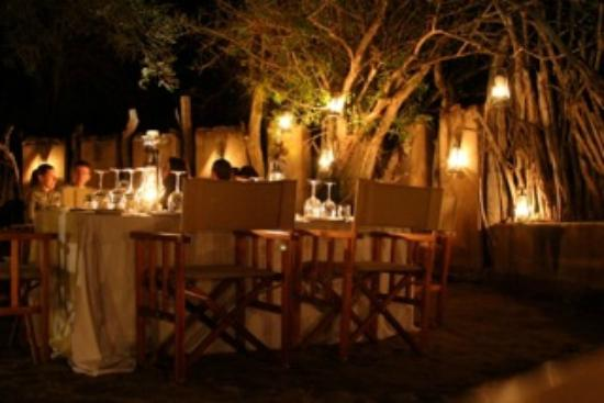 Lion Sands - Tinga Lodge: Cookout at the Bomba