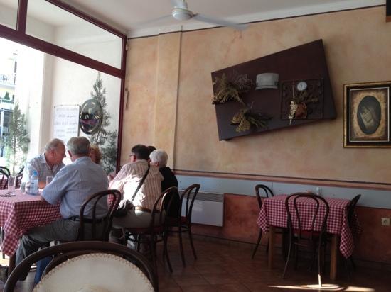 Restaurant Viktor's : interno