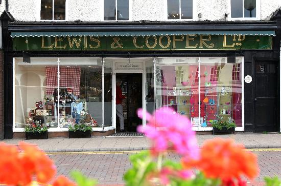 Lewis & Cooper Tearooms