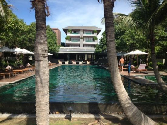 Rest Detail Hotel Hua Hin : main pool
