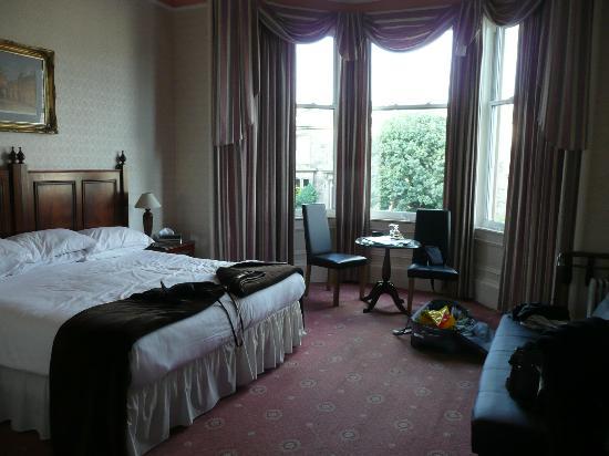Barony House: Chambre familiale