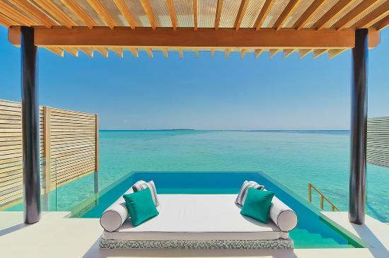 PER AQUUM Niyama Maldives: Water Studio with Pool.
