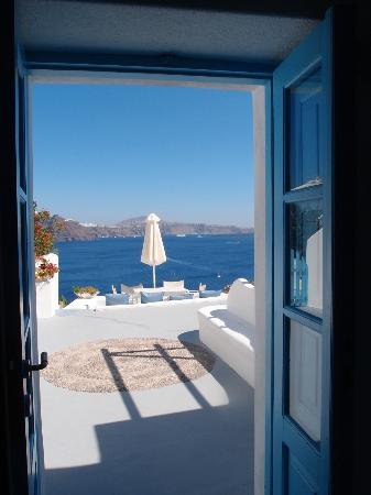 Myblue: Perfect view from inside Dream blue 