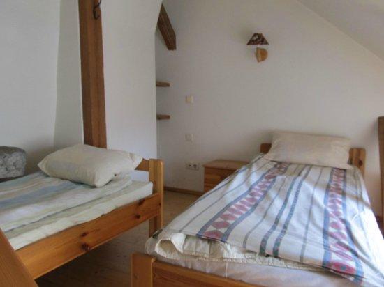 Villa Hortensia: Loft bedroom