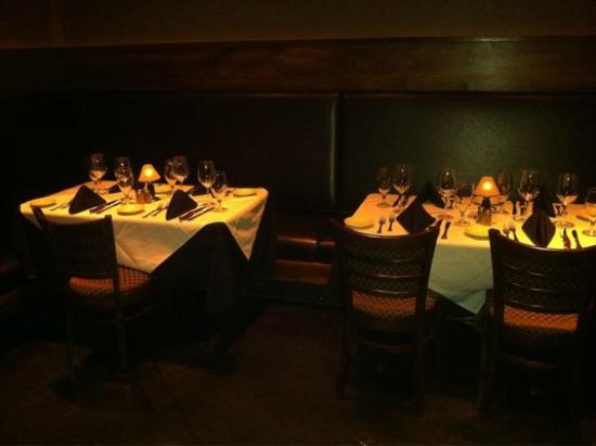 Myron's Prime Steakhouse - New Braunfels: Private Dining