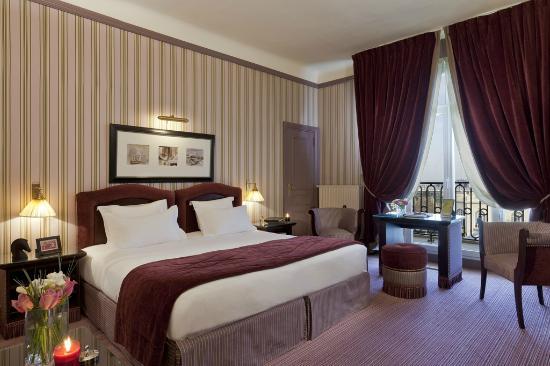 H tel barri re le royal deauville voir les tarifs et 1 for Chambre hotel normandie