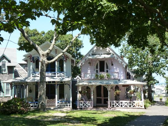 Trinity Park Tabernacle: Houses