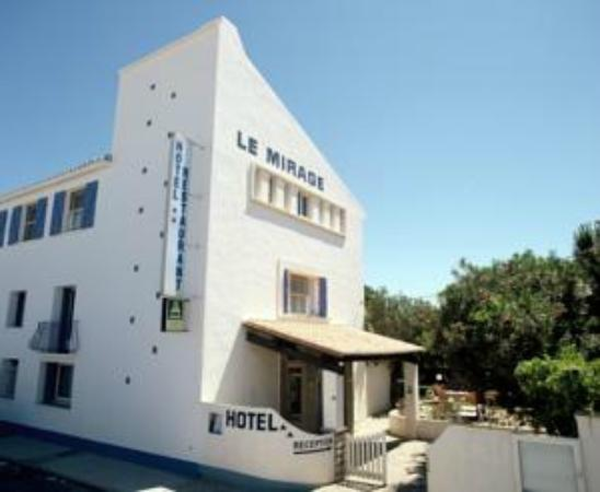 Hotel le Mirage : Hotel Mirage
