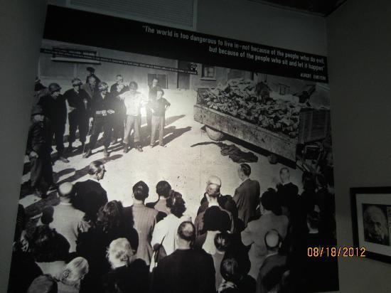 Dallas Holocaust Museum: holocaust