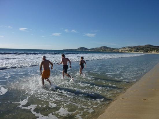 La Jolla de Los Cabos: Morning Dip in San Jose del Cabo