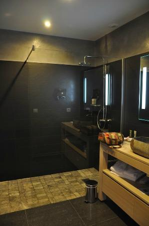 Hotel A Piattatella: Bathroom