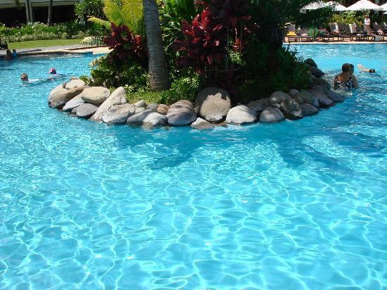 Sofitel Fiji Resort & Spa: Pool - Teilansicht