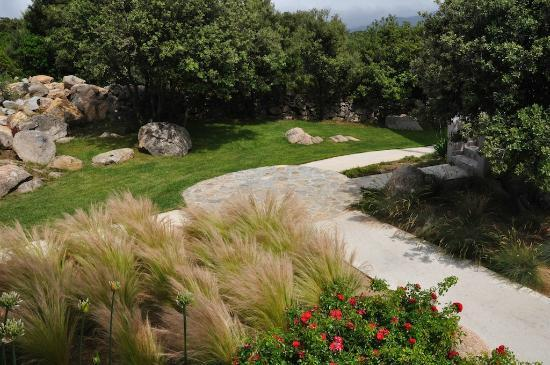 Hotel A Piattatella: Garden detail