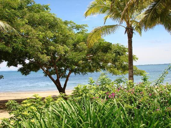 Sofitel Fiji Resort & Spa: Strand - Teilansicht