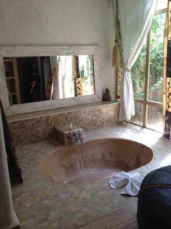 Villa 55: salle de bain